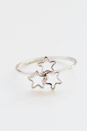The Silas Stars Ring